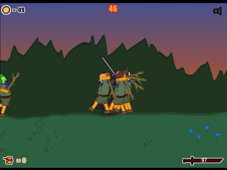 Staggy the Boy Scout Slayer II Full Screen